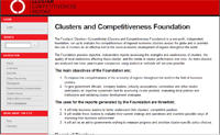 clustercompetitiveness